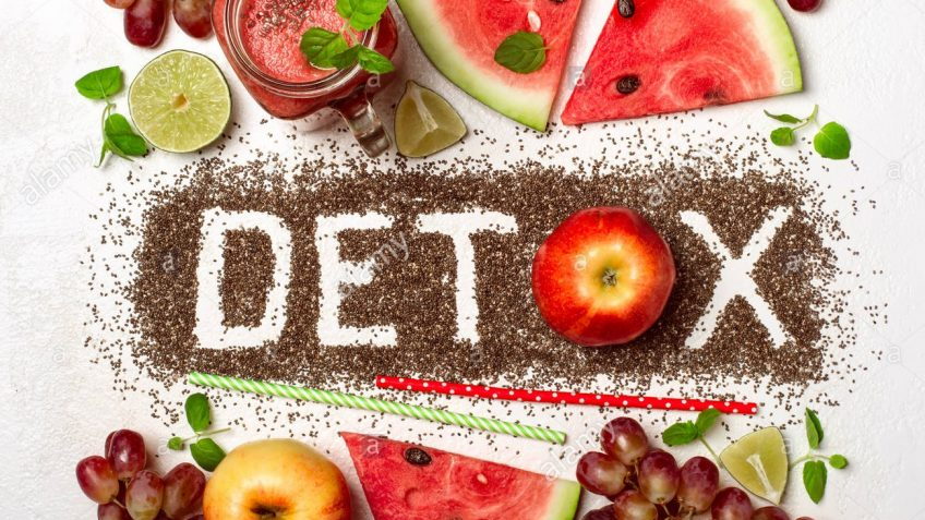 Dieta batidos detox caseros